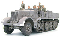German 18-Ton Heavy Half-Track FAMO