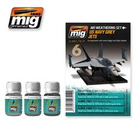 A.MIG 7419 US Navy Grey Jets - In cooperation with Jamie Haggo and Diejo Quijano Set