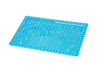 Cutting Mat a (A5 Size/Blue)