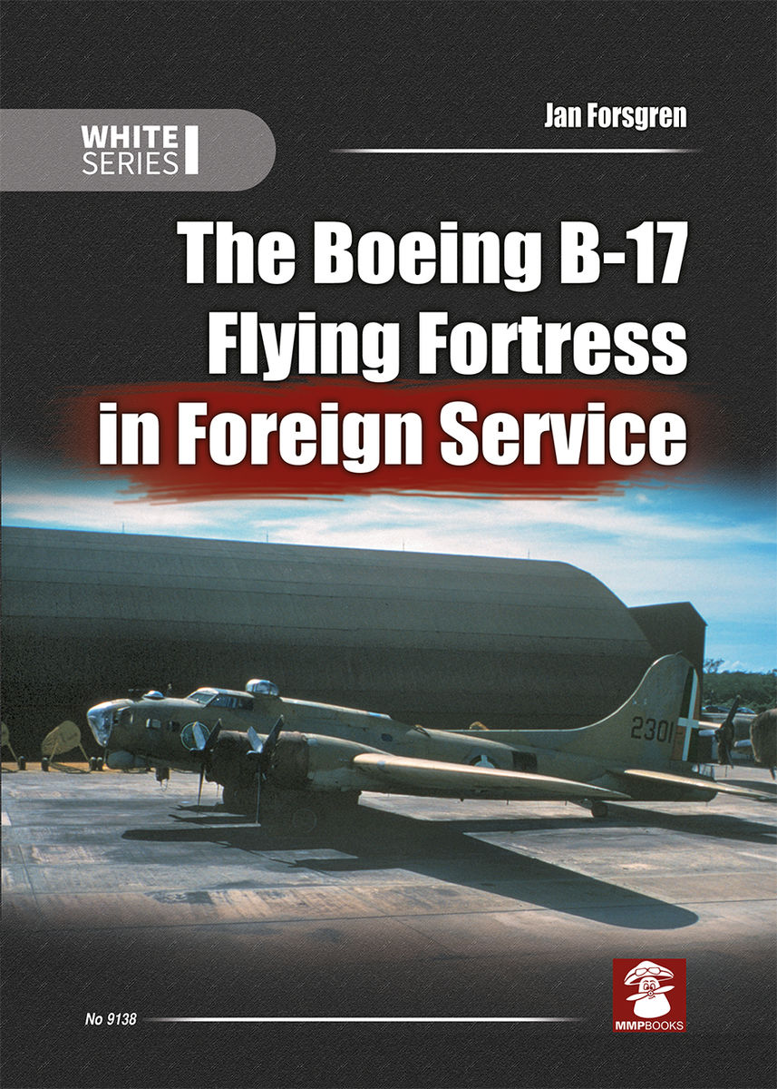 The Boeing B-17 Flying Fortress in  foreign service - Image 1