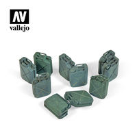 Allied Jerrycan set