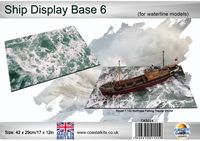 Ship Display Base 6 420 x 297mm - Image 1