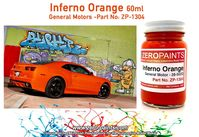 1304 Inferno Orange (General Motors)