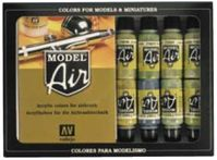 71178 Model Air - Basic Color Set