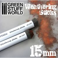 Weathering Sticks 15mm (set 2pc)