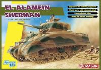 EL ALAMEIN Sherman (w/Magic Tracks)