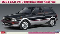 Toyota Starlet EP71 Si-Limited (3 Door) Middle Version (1986) - Image 1