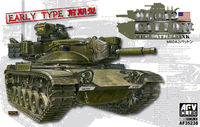 M60A2 PATTON MAIN BATTLE TANK EARLY VERSION