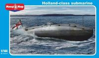Royal Navy Holland Class Submarine - Image 1