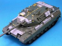 Leopard 1A5DK1 Conversion set (for Meng METS007)