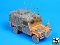 Land Rover Defender Snatch Barracuda for Hobby Boss - Image 1