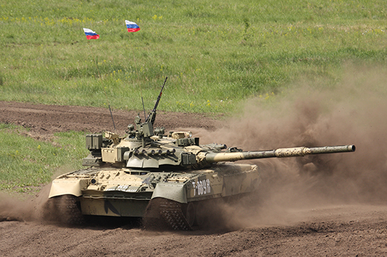 Russian T-80UK MBT - Image 1