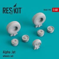 Alpha Jet wheels set