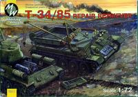 Soviet T-34/85 Recovery Tank - Image 1