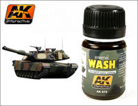 AK 075 Wash For Nato Tanks
