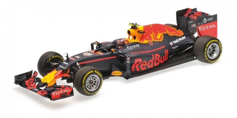 Red Bull Racing Tag-Heuer RB12 #26 Daniil Kviat 2016 - Image 1