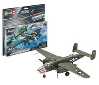B-25 Mitchell easy-click system Model Set
