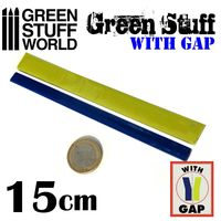 Green Stuff Kneadatite with GAP 6 (15cm)