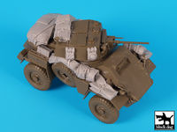 British 7ton Armored Car Mk.IV accessories set
