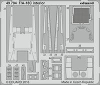 F/A-18C interior KINETIC K48031 - Image 1