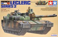 French Main Battle Tank Leclerc Series 2