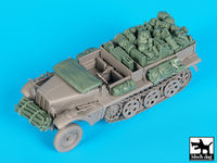 Sd.Kfz 10 accessories set for Dragon - Image 1
