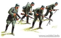 German Panzergrenadiers 1939 - 1942
