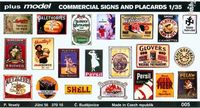 Commercial Signs and Placards - Image 1