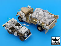 British SAS Jeep -Chevrolet Africa for TamiyaItaleri - Image 1