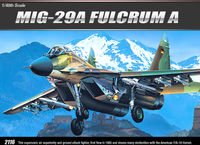 MIG-29A FULCRUM A - Image 1
