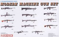 Modern Machine Gun Set - Image 1