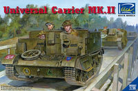 British Universal Carrier Mk.II - Image 1
