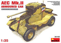 AEC Mk.II ARMOURED CAR - Image 1
