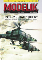 French-germany assault helicopter PAH-2/HAC Tiger
