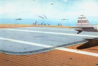 1:48 IJN Aircraft Carrier Deck WWII - Image 1