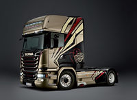 "SCANIA R730 STREAMLINE ""TEAM CHIMERA"""