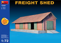 FREIGHT SHED