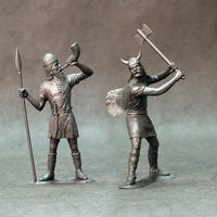 Barbarians, set of two figures #1
