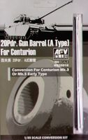 20 Pdr.Gun Barrel (A type) for Centurion - Image 1