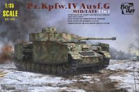 Pz.Kpfw.IV Ausf.G Mid/Late 2 in 1 - Image 1