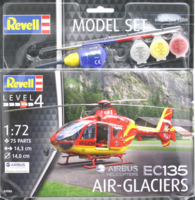 EC 135 Air-Glaciers  Model Set