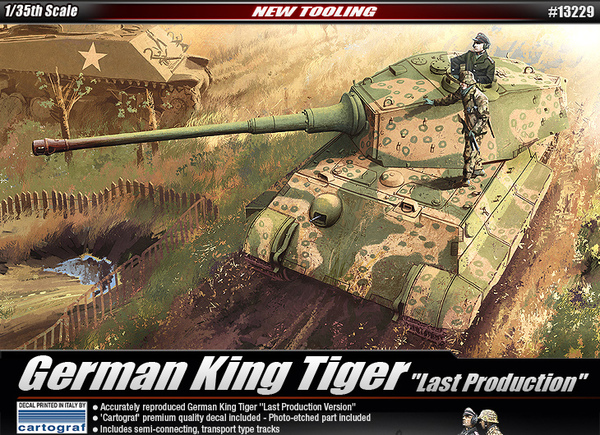 German King Tiger [Last Production] - Image 1