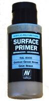 74606 Surface Primer German Green Brown RAL8000
