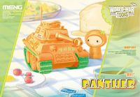 Pinky World War Toons Panther