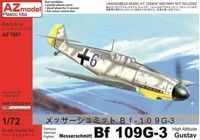 Bf-109G-3 High Altitude Gustav