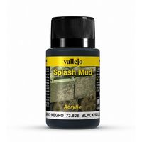 73806 Splash Mud -  Black Splash Mud
