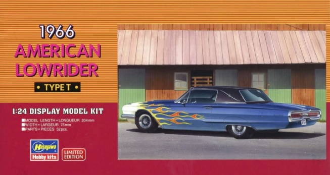 1966 American Lowrider Type T - Image 1