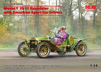 Model T 1913 Speedster with American Sport Car Drivers - Image 1