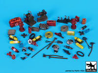 Firefighters equipment accessories set - Image 1