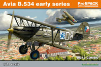 Avia B-534 early series - Image 1